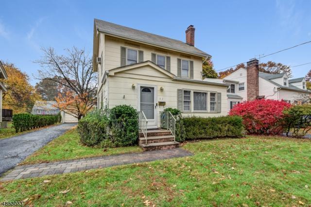 53 Warner Ave, Springfield Twp., NJ 07081 (MLS #3516235) :: The Dekanski Home Selling Team