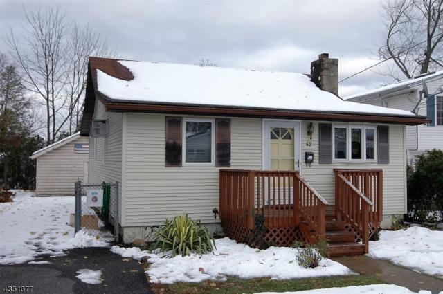 62 Nokomis Ave, Parsippany-Troy Hills Twp., NJ 07034 (MLS #3516346) :: RE/MAX First Choice Realtors