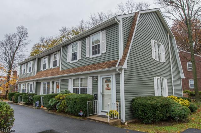 53 Academy Rd Unit C C, Caldwell Boro Twp., NJ 07006 (MLS #3516868) :: RE/MAX First Choice Realtors