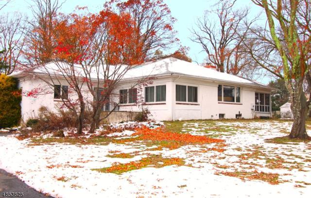 199 Mountain Ave, North Caldwell Boro, NJ 07006 (MLS #3516930) :: Zebaida Group at Keller Williams Realty