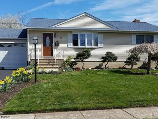 63 Newbrook Ln, Springfield Twp., NJ 07081 (MLS #3516943) :: The Dekanski Home Selling Team