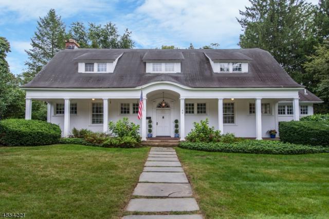 9 Barberry Rd, Morris Twp., NJ 07960 (MLS #3517527) :: Coldwell Banker Residential Brokerage
