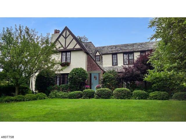 62 Colonial Way, Millburn Twp., NJ 07078 (MLS #3517948) :: The Dekanski Home Selling Team