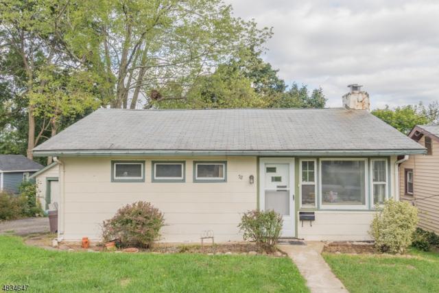 52 Nokomis Ave, Parsippany-Troy Hills Twp., NJ 07034 (MLS #3517997) :: Coldwell Banker Residential Brokerage
