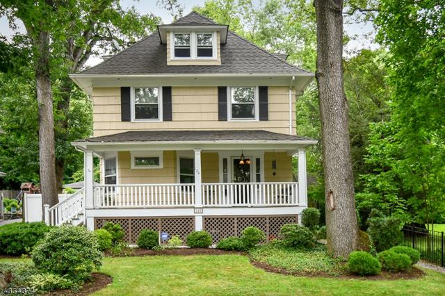 120 Mountain Ave, Summit City, NJ 07901 (MLS #3518248) :: Zebaida Group at Keller Williams Realty