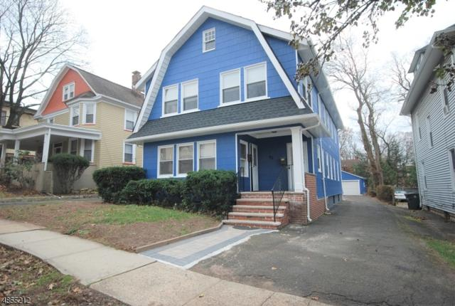 72 4TH ST, South Orange Village Twp., NJ 07079 (MLS #3518298) :: Coldwell Banker Residential Brokerage