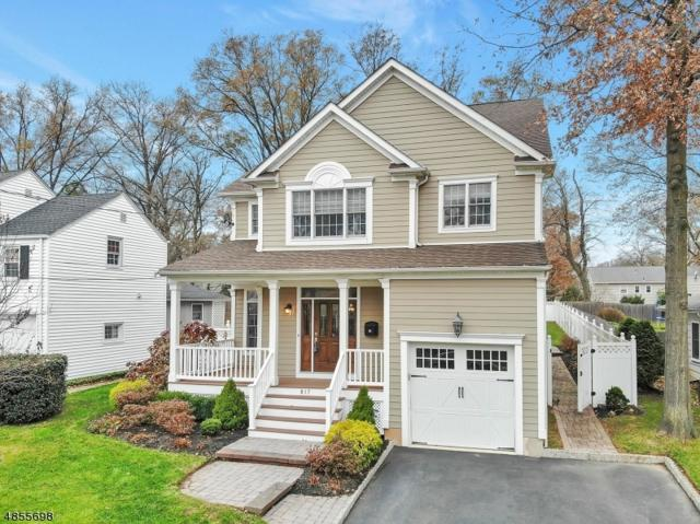817 Harding St, Westfield Town, NJ 07090 (MLS #3518649) :: The Dekanski Home Selling Team