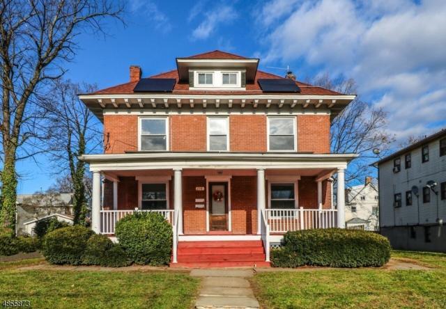 238 E Hazelwood Ave, Rahway City, NJ 07065 (MLS #3519101) :: The Dekanski Home Selling Team