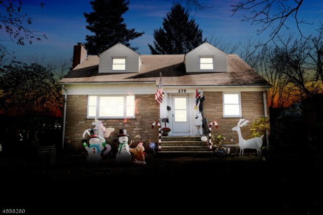 275 Madison Ave, Rahway City, NJ 07065 (MLS #3519141) :: The Dekanski Home Selling Team