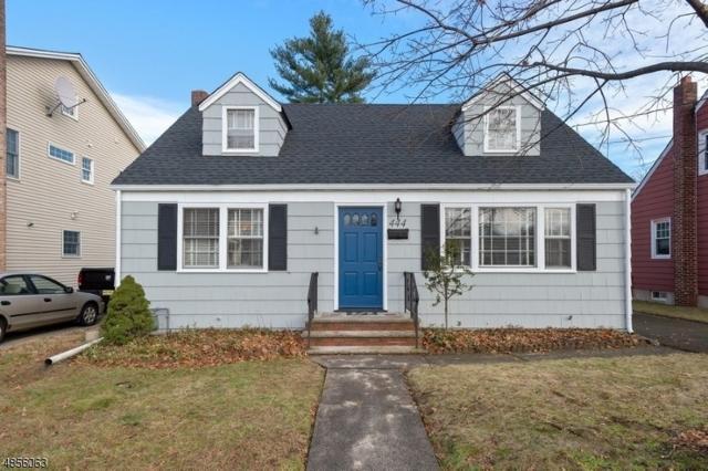 444 Lexington Ave, Cranford Twp., NJ 07016 (MLS #3519347) :: The Dekanski Home Selling Team