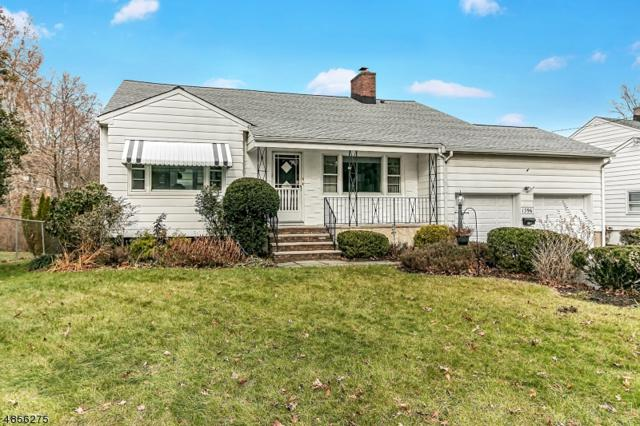 1596 Springfield Ave, Cranford Twp., NJ 07016 (MLS #3519352) :: The Dekanski Home Selling Team