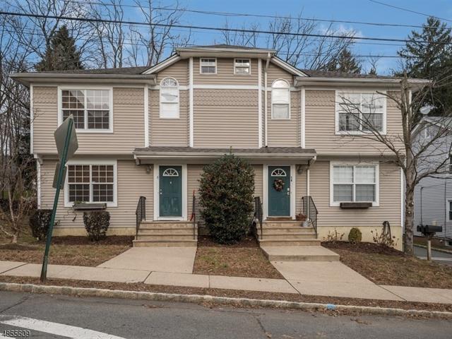 8 Garden St, Morristown Town, NJ 07960 (MLS #3519392) :: The Sikora Group