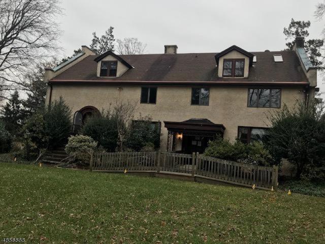 600 Sherwood Pky, Mountainside Boro, NJ 07092 (MLS #3519431) :: The Dekanski Home Selling Team