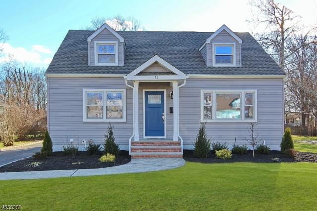 50 Shady Ln, Fanwood Boro, NJ 07023 (MLS #3519521) :: The Dekanski Home Selling Team
