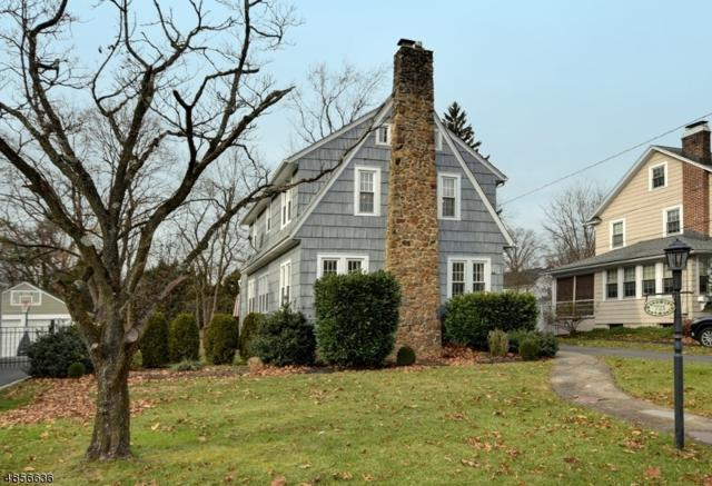 721 Belvidere Ave, Westfield Town, NJ 07090 (MLS #3519527) :: The Dekanski Home Selling Team