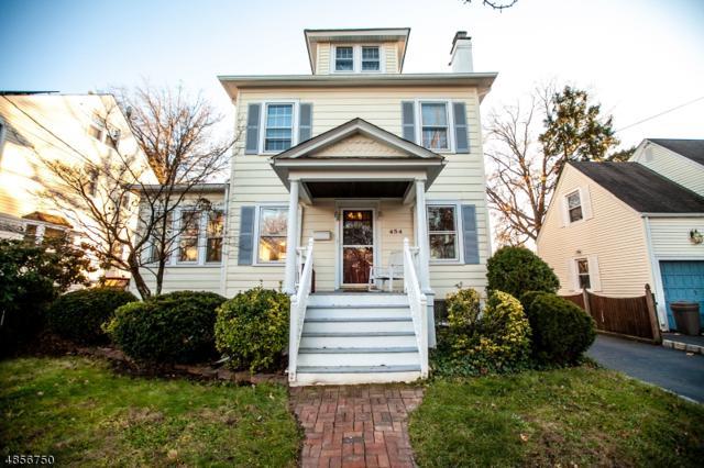 454 Stanley Pl, Rahway City, NJ 07065 (MLS #3519660) :: The Dekanski Home Selling Team
