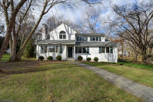 5 Wilson Ln, Madison Boro, NJ 07940 (MLS #3519714) :: SR Real Estate Group