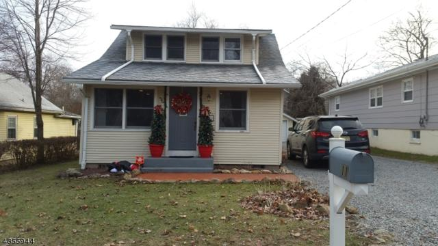 11 Outlook Ave, Mount Olive Twp., NJ 07828 (MLS #3519836) :: RE/MAX First Choice Realtors
