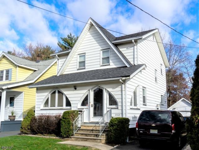 2163 Morrison Ave, Union Twp., NJ 07083 (MLS #3519965) :: The Dekanski Home Selling Team