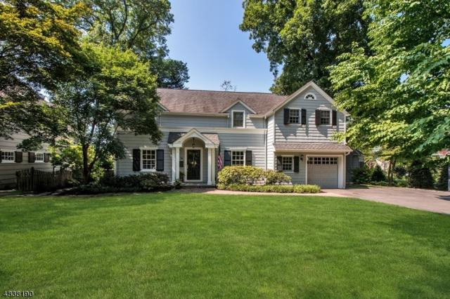 14 Gallowae, Westfield Town, NJ 07090 (MLS #3520075) :: The Dekanski Home Selling Team
