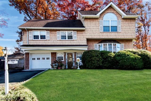 72 Shady Ln, Fanwood Boro, NJ 07023 (MLS #3520087) :: The Dekanski Home Selling Team