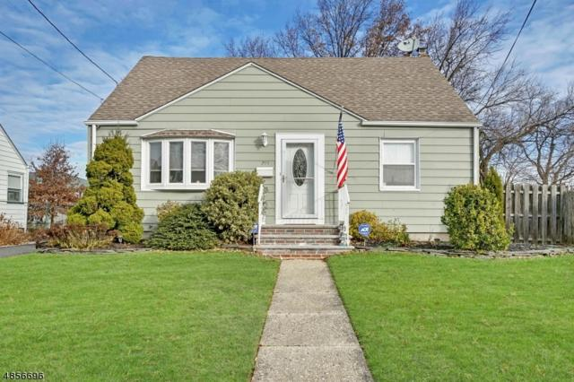 205 Midfield Rd, Woodbridge Twp., NJ 07067 (#3520092) :: Daunno Realty Services, LLC