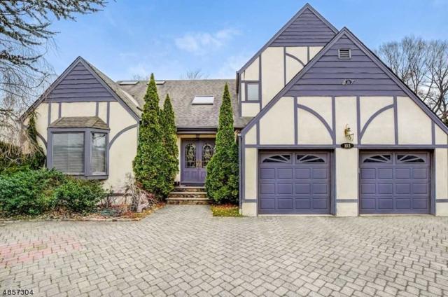 103 New Brook Ln, Springfield Twp., NJ 07081 (MLS #3520147) :: The Dekanski Home Selling Team