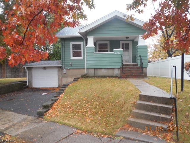 2280 Alpine Ave #1, Union Twp., NJ 07083 (MLS #3520181) :: The Dekanski Home Selling Team