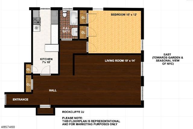 10 Crestmont Rd 2J 2J, Montclair Twp., NJ 07042 (MLS #3520242) :: Coldwell Banker Residential Brokerage