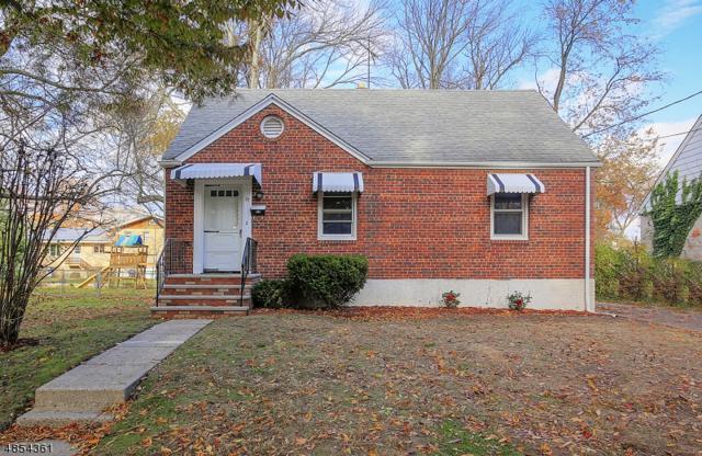 Address Not Published, Cranford Twp., NJ 07016 (MLS #3520250) :: The Dekanski Home Selling Team