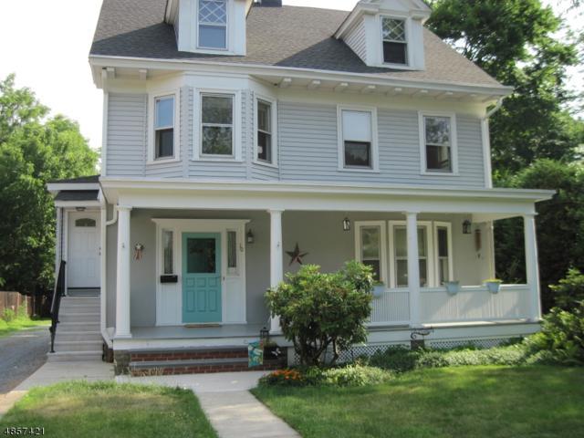 10 Cutler St, Morristown Town, NJ 07960 (MLS #3520315) :: RE/MAX First Choice Realtors