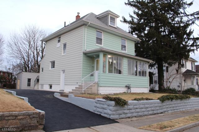 28 Spring St, Clifton City, NJ 07011 (MLS #3520439) :: Pina Nazario
