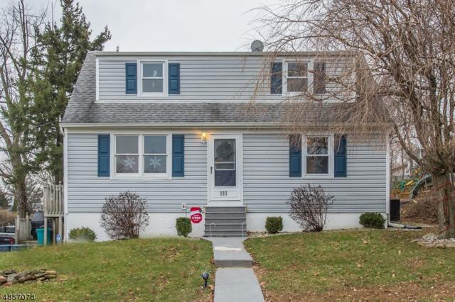 111 Mountain Rd, Rockaway Twp., NJ 07866 (MLS #3520441) :: SR Real Estate Group