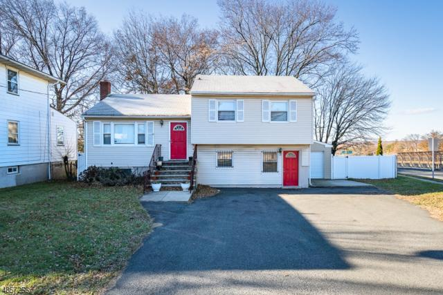 2618 Vauxhall Rd, Union Twp., NJ 07083 (MLS #3520632) :: The Dekanski Home Selling Team