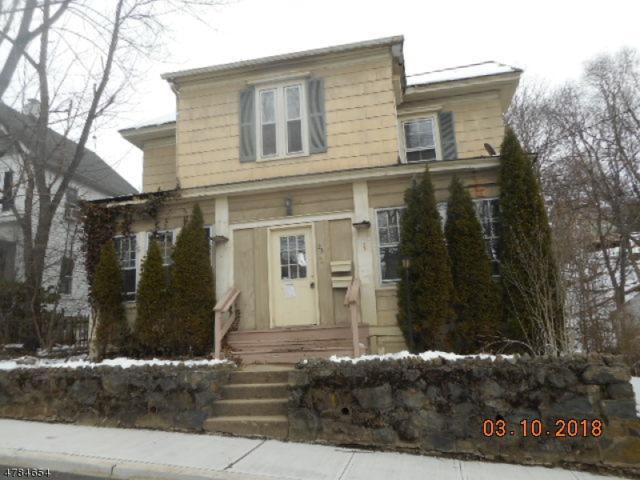 23 Mill St, High Bridge Boro, NJ 08829 (#3520658) :: Jason Freeby Group at Keller Williams Real Estate