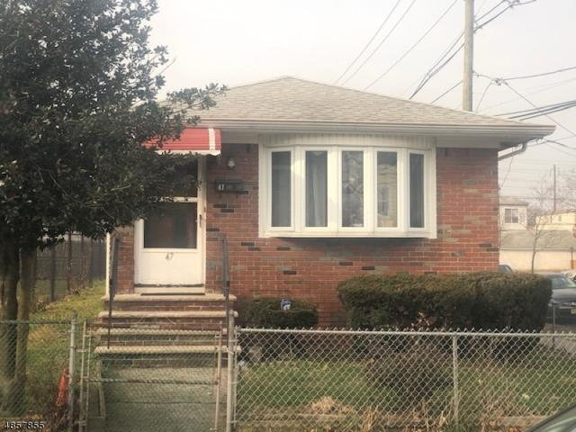 47 E Morris Ave, Linden City, NJ 07036 (MLS #3520782) :: The Sikora Group