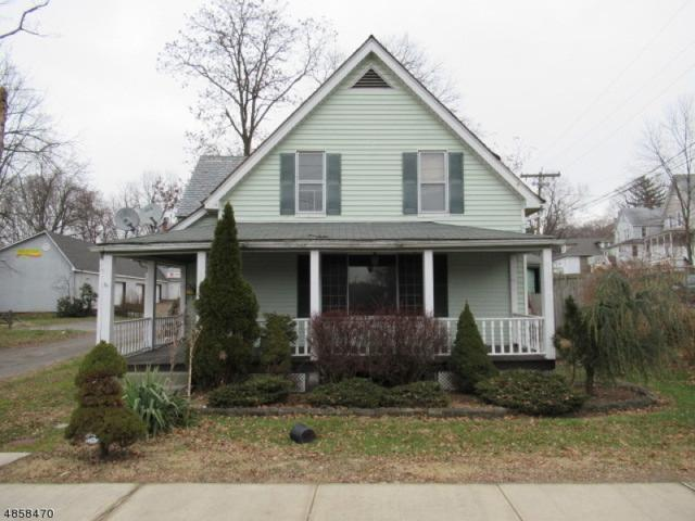 293 Spring St, Newton Town, NJ 07860 (MLS #3521137) :: William Raveis Baer & McIntosh