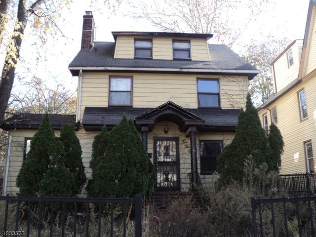 238 N Clinton St, East Orange City, NJ 07017 (#3521225) :: The Force Group, Keller Williams Realty East Monmouth