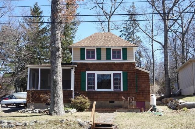 73 E Shore Culver Rd, Frankford Twp., NJ 07826 (MLS #3522410) :: Coldwell Banker Residential Brokerage