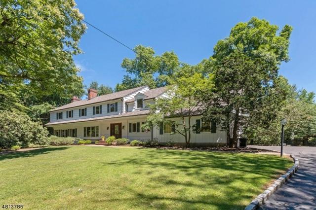 18 Timber Acres Rd, Millburn Twp., NJ 07078 (MLS #3522433) :: The Sue Adler Team