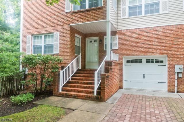 37 Berkeley Sq #37, Watchung Boro, NJ 07069 (#3522803) :: Jason Freeby Group at Keller Williams Real Estate