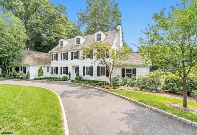 12 East Ln, Millburn Twp., NJ 07078 (MLS #3523338) :: The Dekanski Home Selling Team
