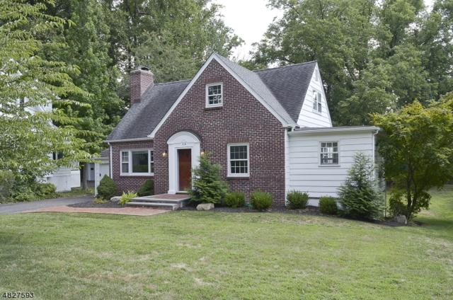118 Hobart Ave, Millburn Twp., NJ 07078 (MLS #3523600) :: William Raveis Baer & McIntosh