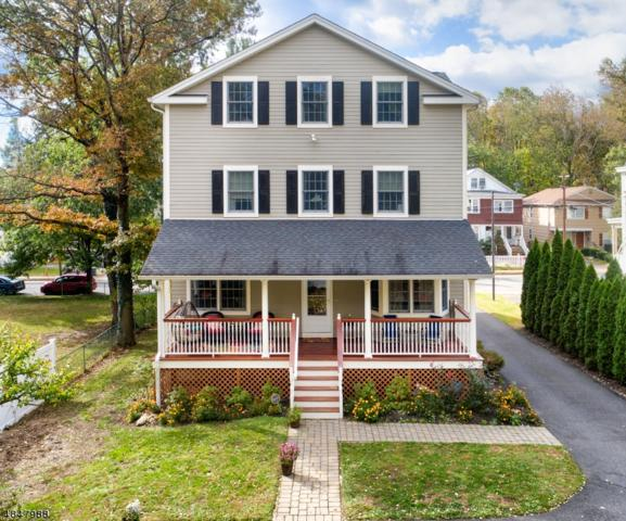 9 Green St, Morristown Town, NJ 07960 (MLS #3524117) :: Mary K. Sheeran Team