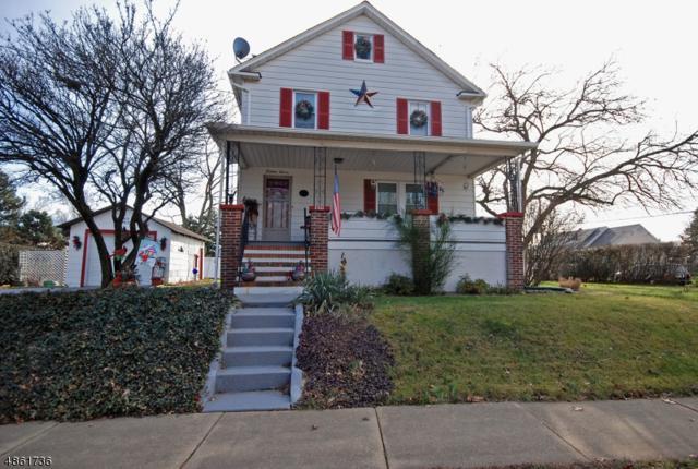 1511 Brooks Blvd, Manville Boro, NJ 08835 (#3524200) :: Jason Freeby Group at Keller Williams Real Estate