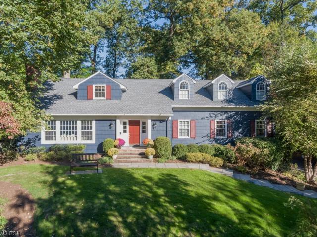 37 Hillside Ave, Millburn Twp., NJ 07078 (MLS #3524259) :: The Dekanski Home Selling Team