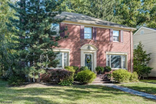 5 Plymouth Pl, Maplewood Twp., NJ 07040 (MLS #3524389) :: The Sue Adler Team