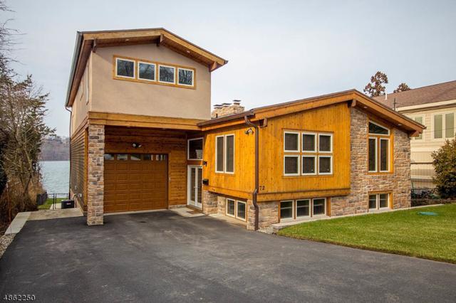 72 E Shore Trl, Sparta Twp., NJ 07871 (MLS #3524426) :: The Dekanski Home Selling Team