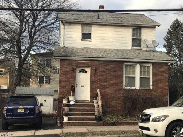 535 Harvard Ave, Hillside Twp., NJ 07205 (MLS #3524984) :: REMAX Platinum