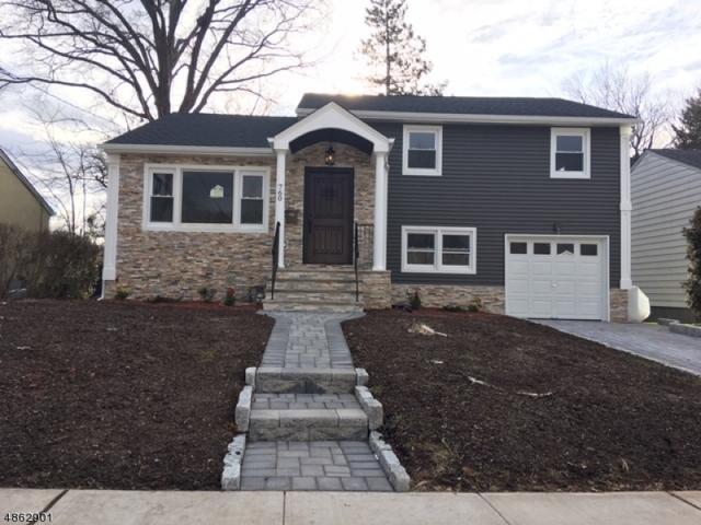 760 Layton Dr, Union Twp., NJ 07083 (MLS #3525004) :: Coldwell Banker Residential Brokerage